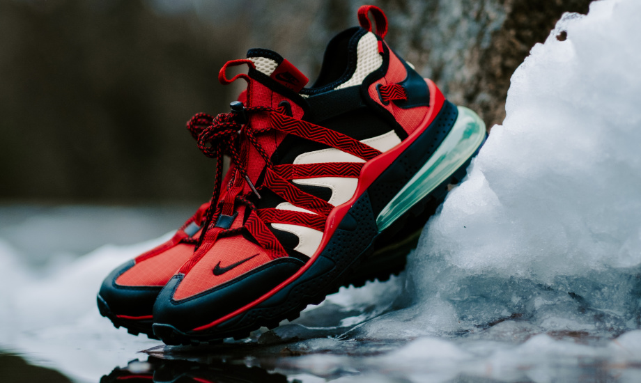 Quality running shoes are the most important in winter running